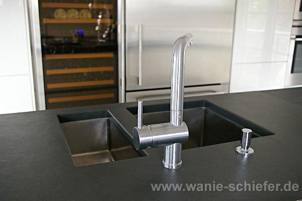 Schieferplatten Küche wanie raum stein deutschlandweit schiefer exklusiv