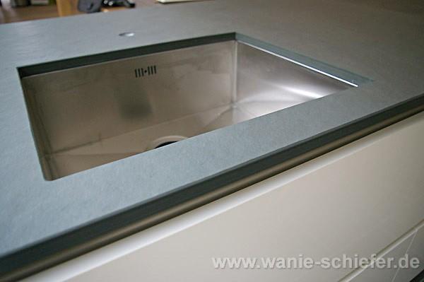 Waschbecken küche stein  WANIE Raum & Stein deutschlandweit - Schiefer exklusiv ...